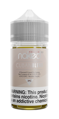 Cuban Blend by Naked 100 60ml
