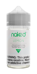 Lemon by Naked 100 60ml