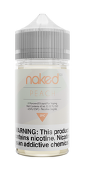 Peach by Naked 100 60ml