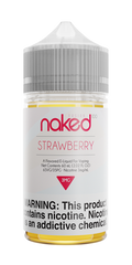 Strawberry Fusion by Naked 100 60ml