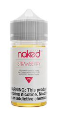 Strawberry Cream by Naked 100 60ml