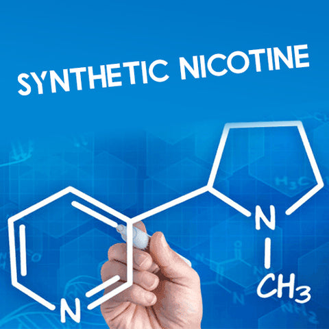 Synthetic Nicotine Drawing