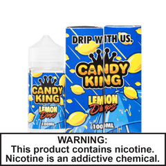 Candy King Lemon Drop 100ml