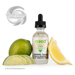 Green Lemon Vape Juice