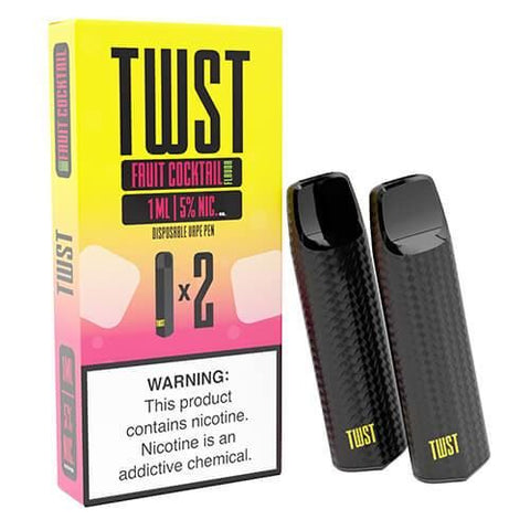 Fruit Cocktail by TWST Disposable Vape (Pack of 2)