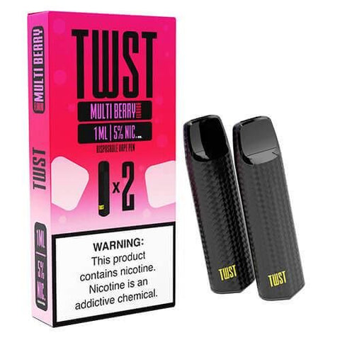 Multi Berry by TWST Disposable (Pack of 2)