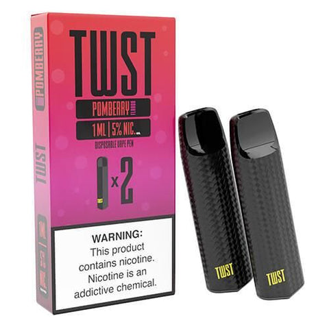 Pomberry by TWST Disposable Vape (Pack of 2)