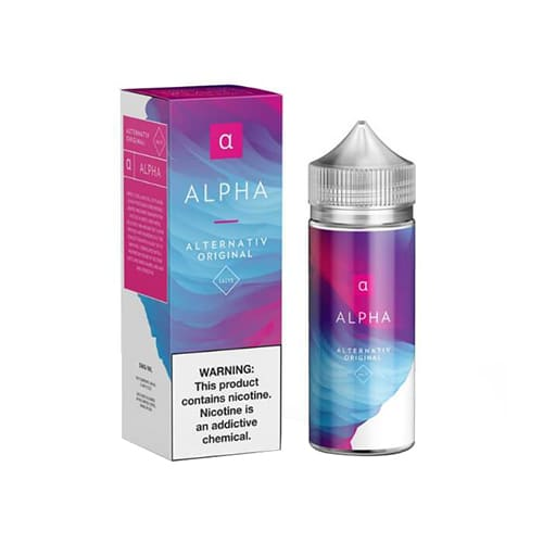 Alternativ Alpha Vape Juice