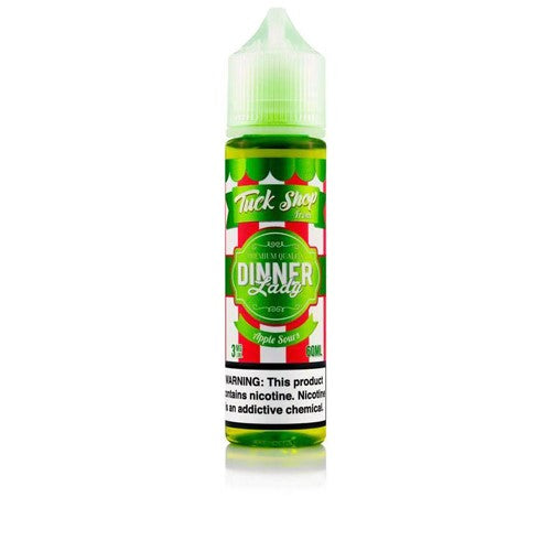 Tuck Shop Apple Sours by Dinner Lady 60ml