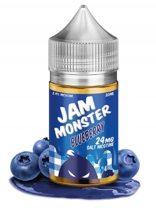 Blueberry Jam Monster Salt