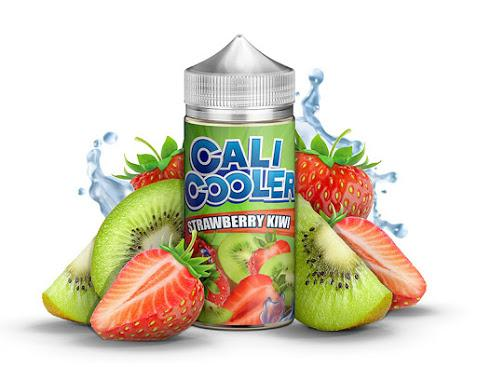 Strawberry Kiwi by Cali Cooler 100ml