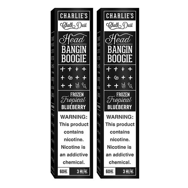 Head Bangin' Boogie by Charlie's Chalk Dust 120ml