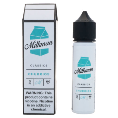Churrios Ejuice by The Milkman 60ml