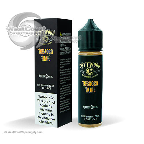 Tobacco Trail by Cuttwood 60ml