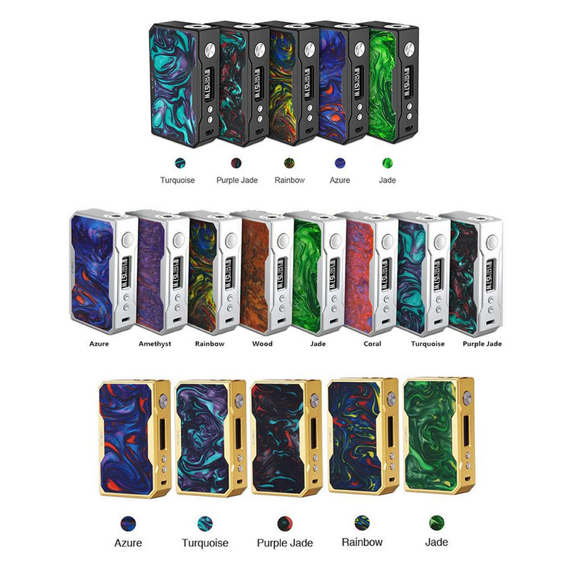 VooPoo Drag Mod - All Options