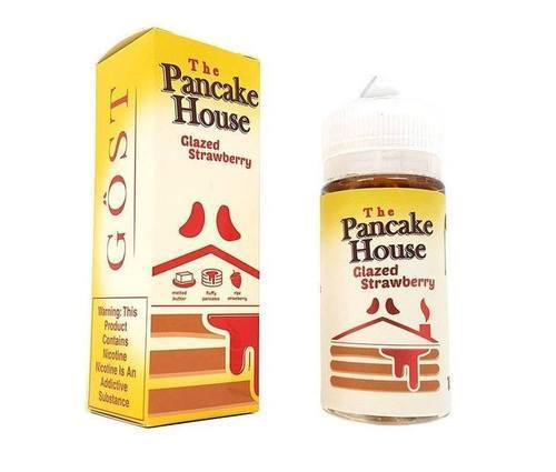Glazed Strawberry by The Pancake House Ejuice 100ml