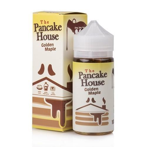 Golden Maple by The Pancake House Ejuice 100ml