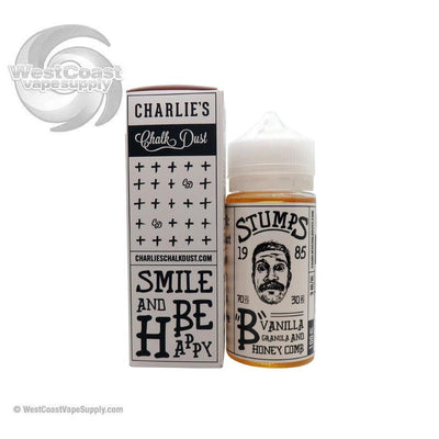 "Stumps ""B"" by Charlies Chalk Dust Eliquid 100ml"