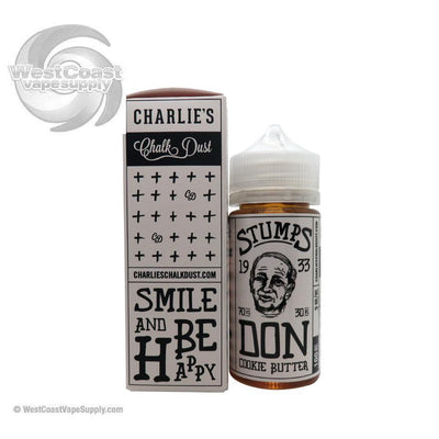 "Stumps ""Don"" by Charlies Chalk Dust Eliquid 100ml"