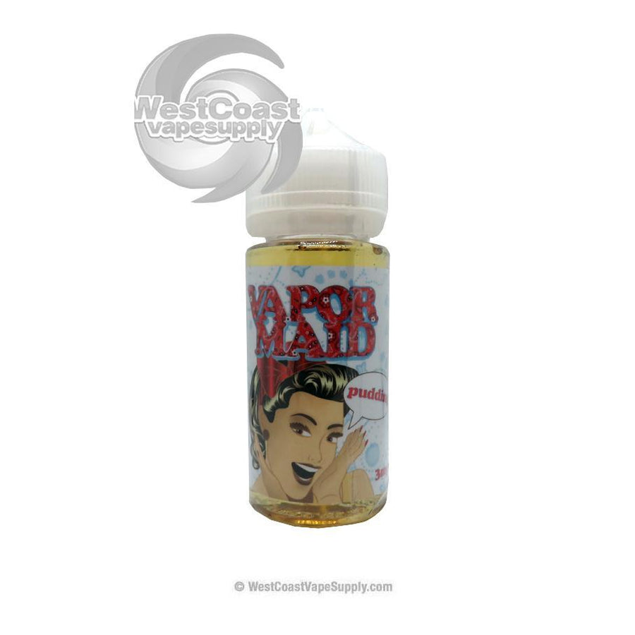 Pudding Ejuice by Vapor Maid 100ml