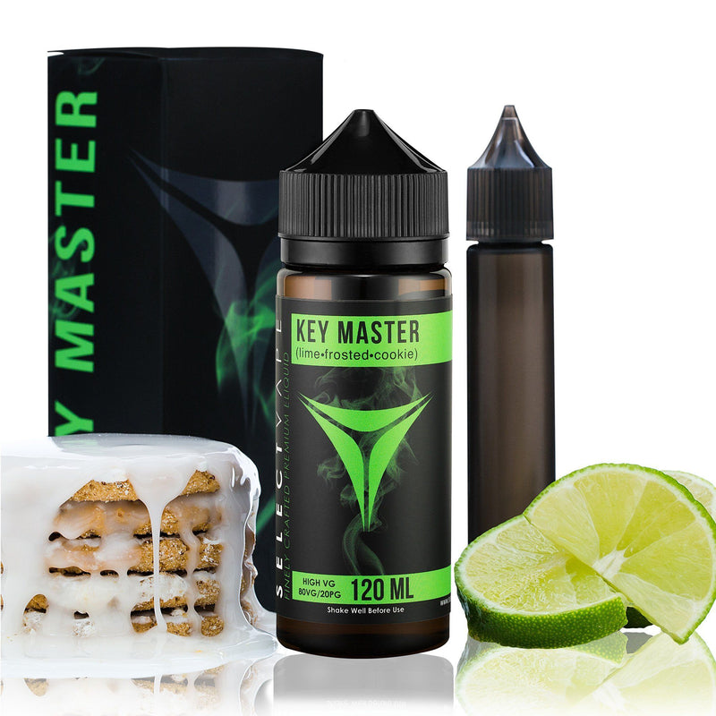Key Master by Select Vape Liquids 120ml