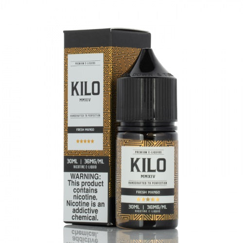 Fresh Mango by Kilo Salt Series 30ml