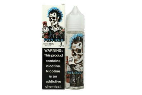 Limited Pixy Ice by Time Bomb Vapors 60ml