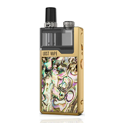 Lost Vape Orion Plus Gold Abalone
