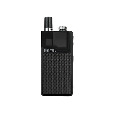 Lost Vape Orion Black Carbon Fiber
