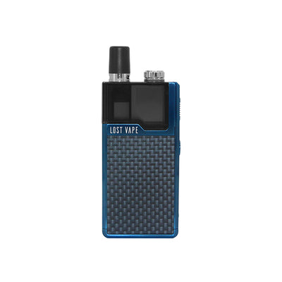 Lost Vape Orion Blue Carbon Fiber