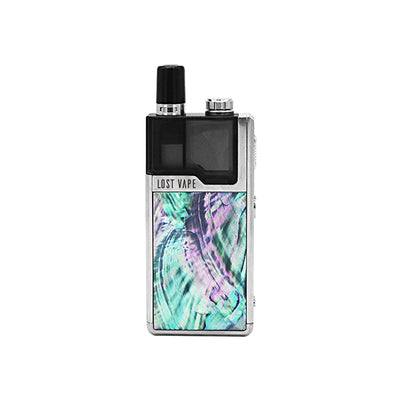 Lost Vape Orion Silver Ocean Scallop
