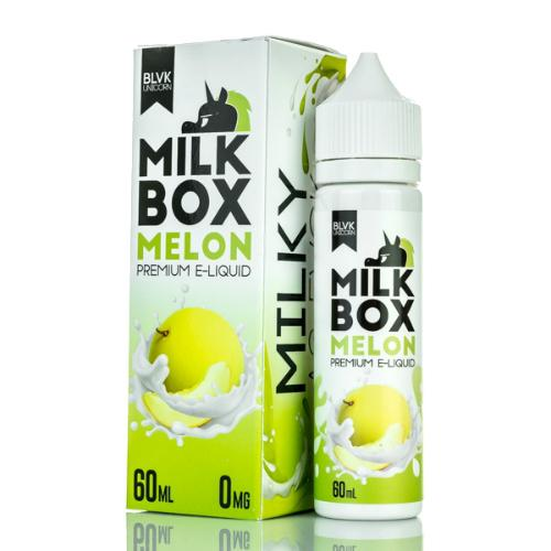 Milk Box Melon by BLVK Unicorn 60ml