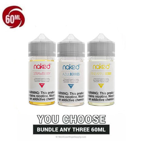 Naked 100 Cream Pick 3 Bundle