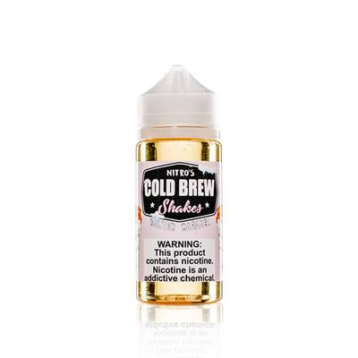Salted Caramel by Nitros Cold Brew Shakes 100ml
