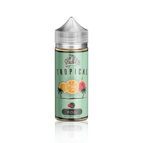 P.O.G. by Juice Roll Upz Tropical Eliquid 100ml