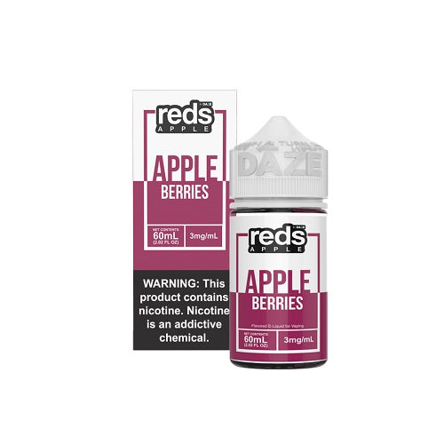Reds Apple Ejuice Berries Vape Juice