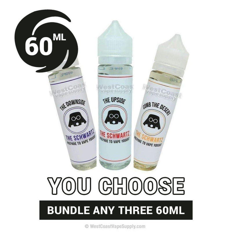 Schwartz 60ml Pick 3 Bundle