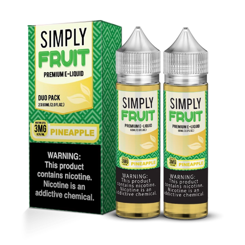 Simply Pineapple 120ml
