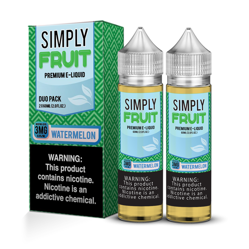 Simply Watermelon 120ml