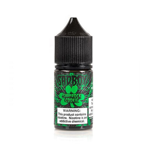 Sadboy Salts Shamrock Cookie Vape Juice