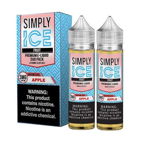 Simply Ice Apple Vape Juice