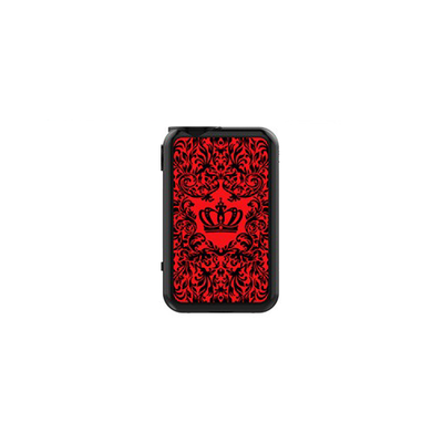 Uwell Crown 4 Box Mod 200W Red