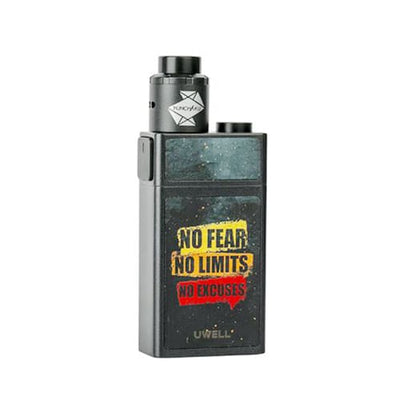 Uwell Blocks 90W Squonker Kit Black