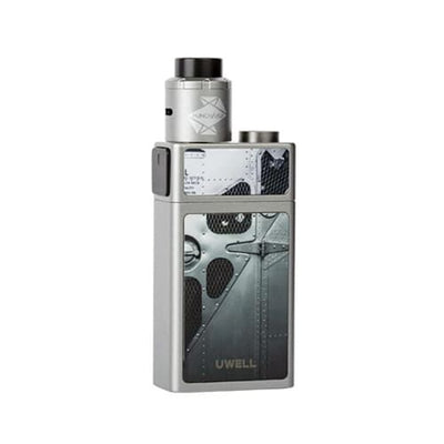 Uwell Blocks 90W Squonker Kit Grey