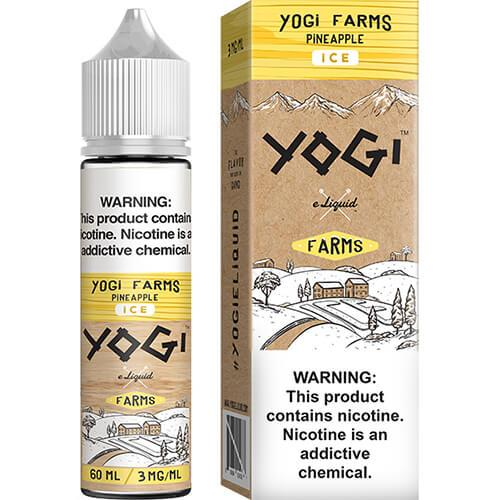Yogi Farms Pineapple ICE