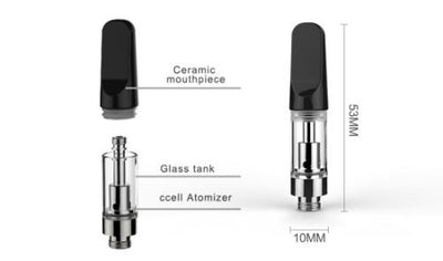 ceramic cartridge info
