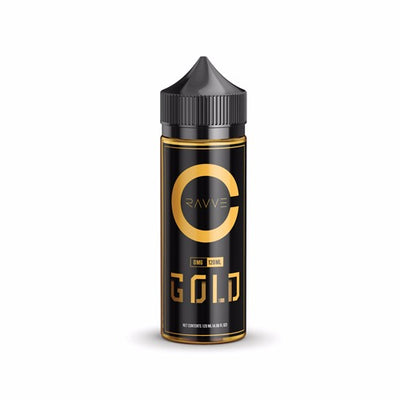 Gold Ejuice by CRAVE 120ml