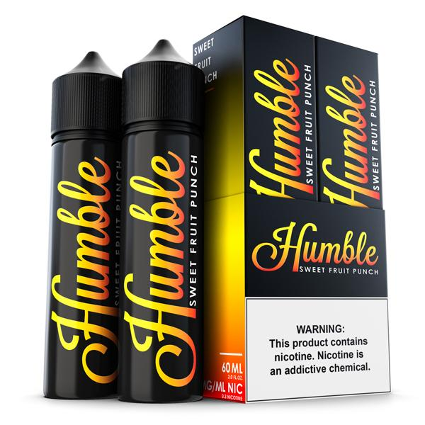 Fruit Punch Gummy Twin Pack by Humble Ejuice 120ml
