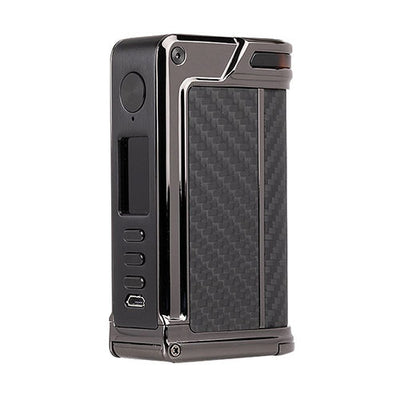 Lost Vape Paranormal Gunmetal Carbon Fiber Black Grey Kevlar