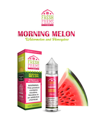 Morning Melon by Fresh Farms E-Liquid 60ml